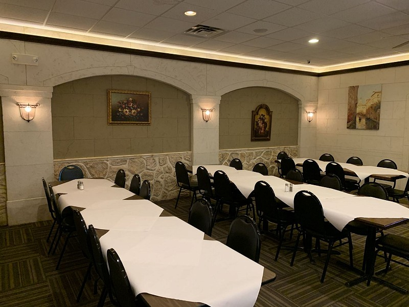 Banquets & Catering at Alfano's Italian Restaurant